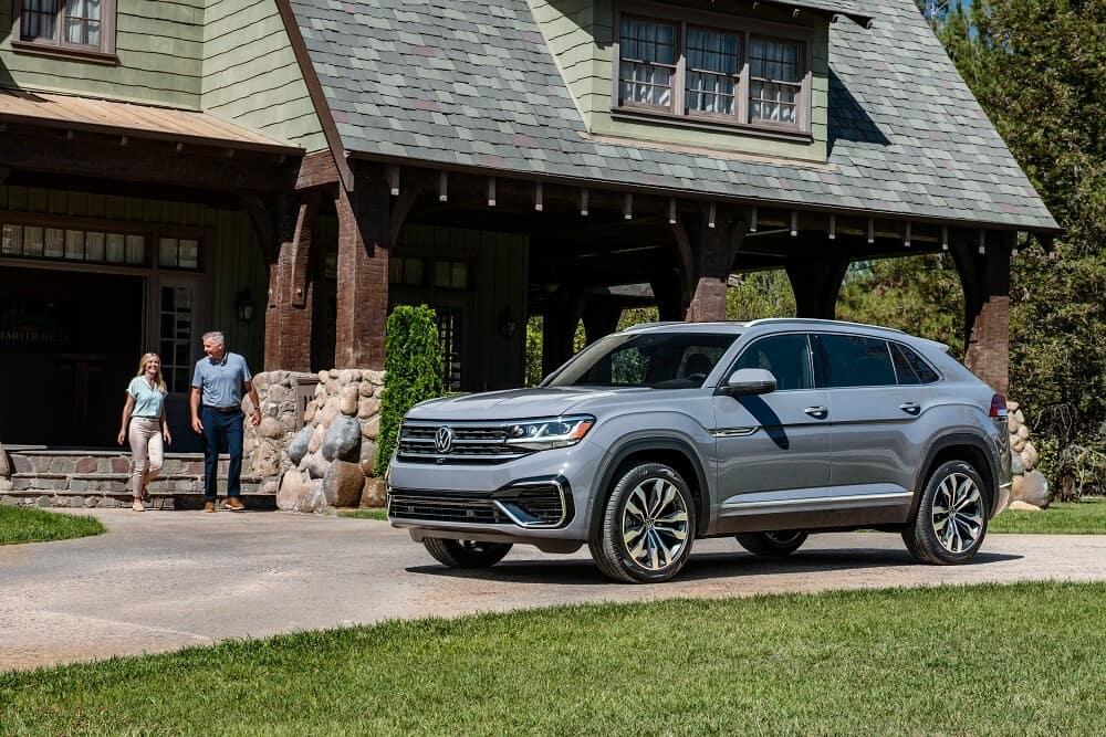 Volkswagen Atlas Trim Levels