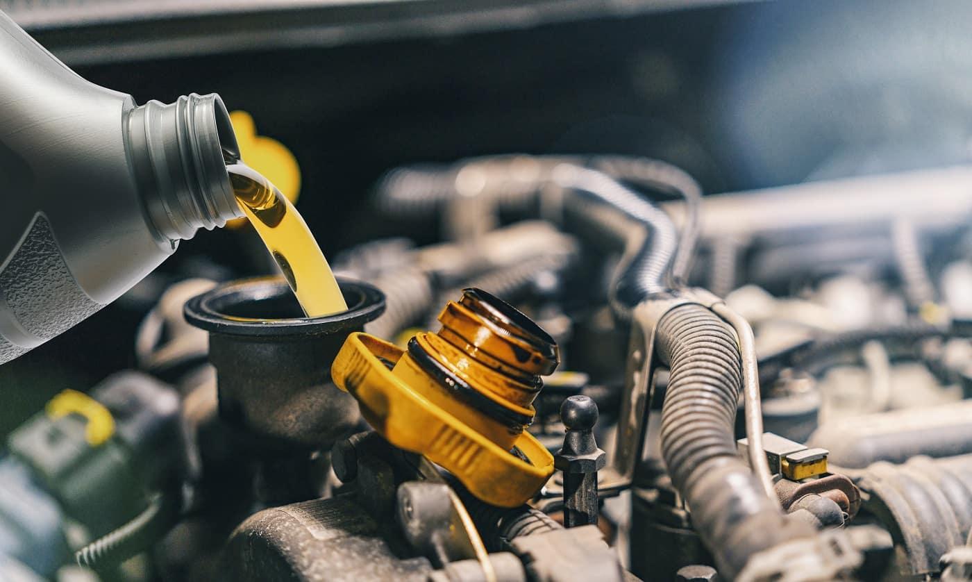VW Oil Change at Volkswagen Dealer Lebanon PA