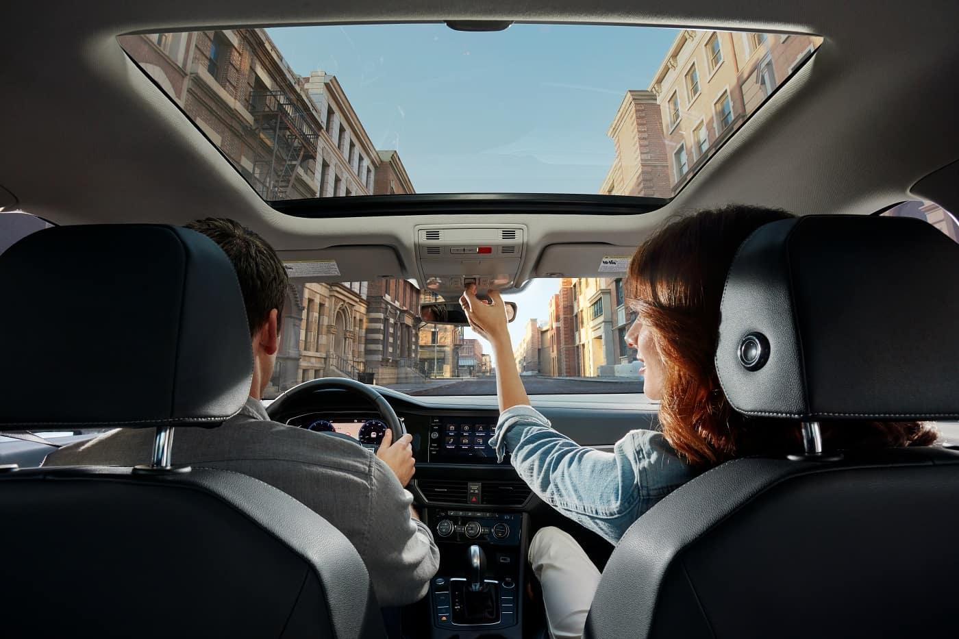 2020 VW Jetta Interior