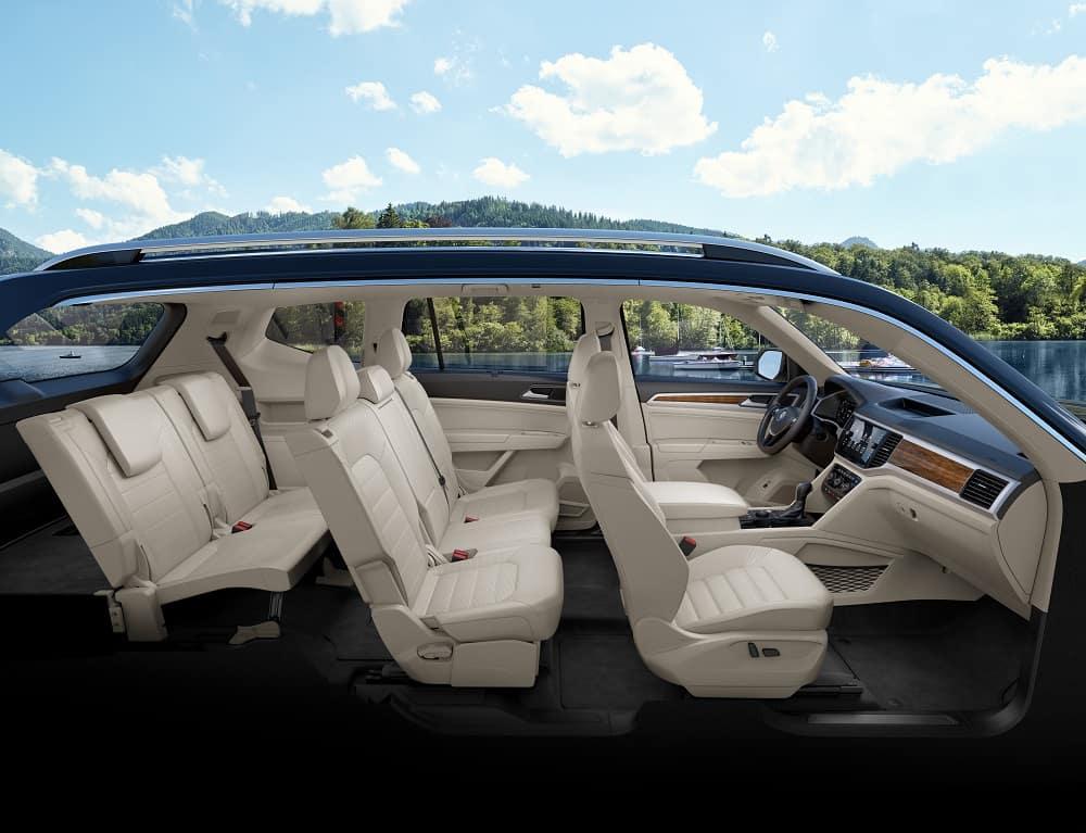 2020 VW Atlas Interior