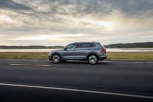 Volkswagen Tiguan Towing Capacity Mechanicsburg PA