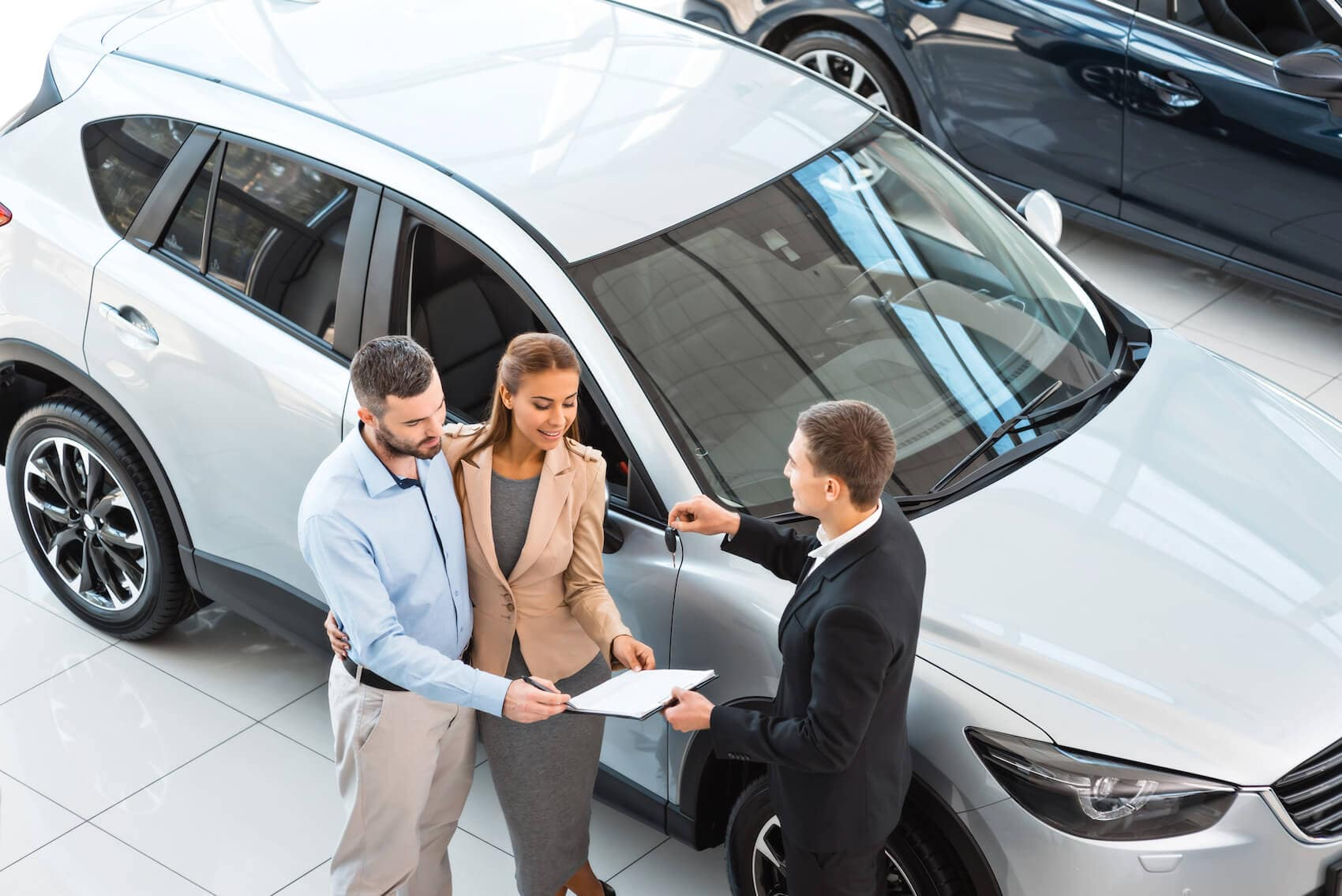 Financing a Certified Pre-Owned Volkswagen Lebanon, PA