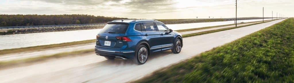 Volkswagen Tiguan vs Jeep Compass