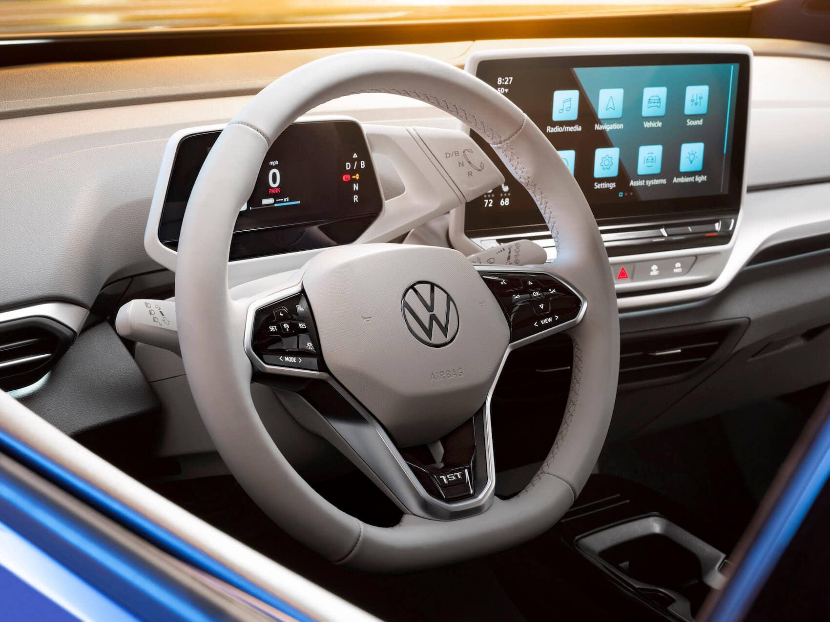 Volkswagen ID.4 Tech