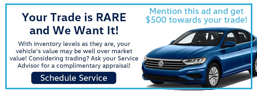 Trade Your Vehicle
