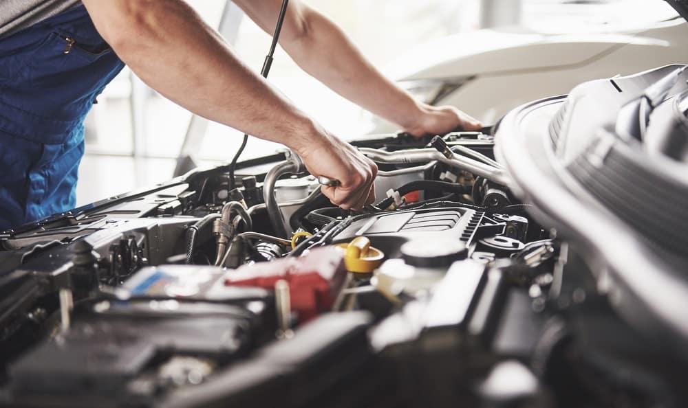 Servicio confiable para su Volkswagen