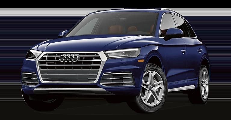 2019 Audi Q5 - Blue
