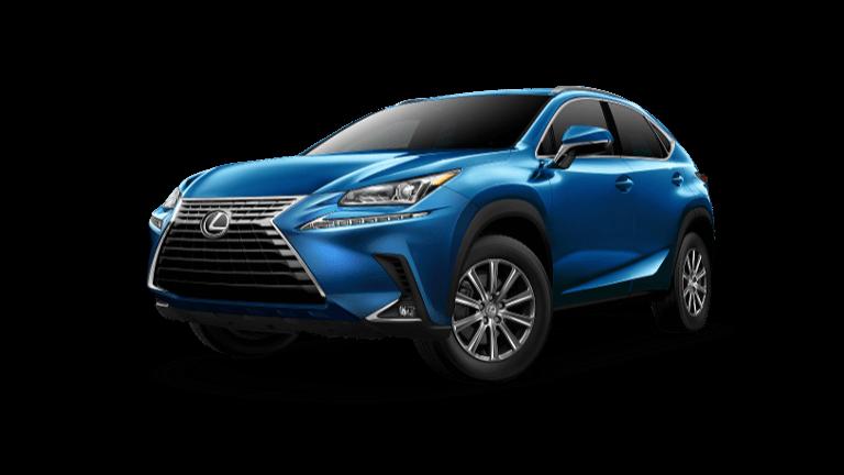 2019 Lexus NX - Blue Vortex