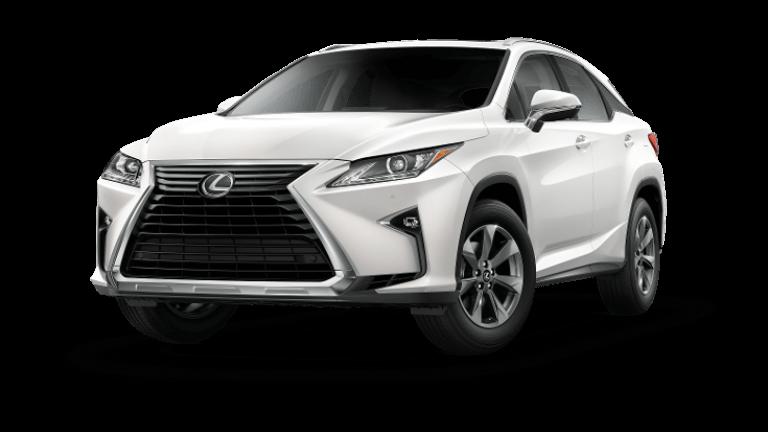2019 Lexus RX 350 - Eminent White