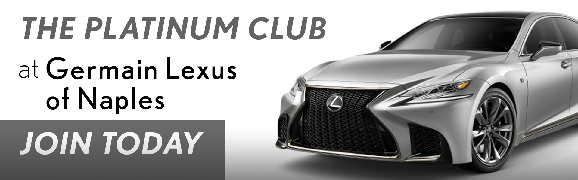 Germain Lexus of Naples Platinum Club