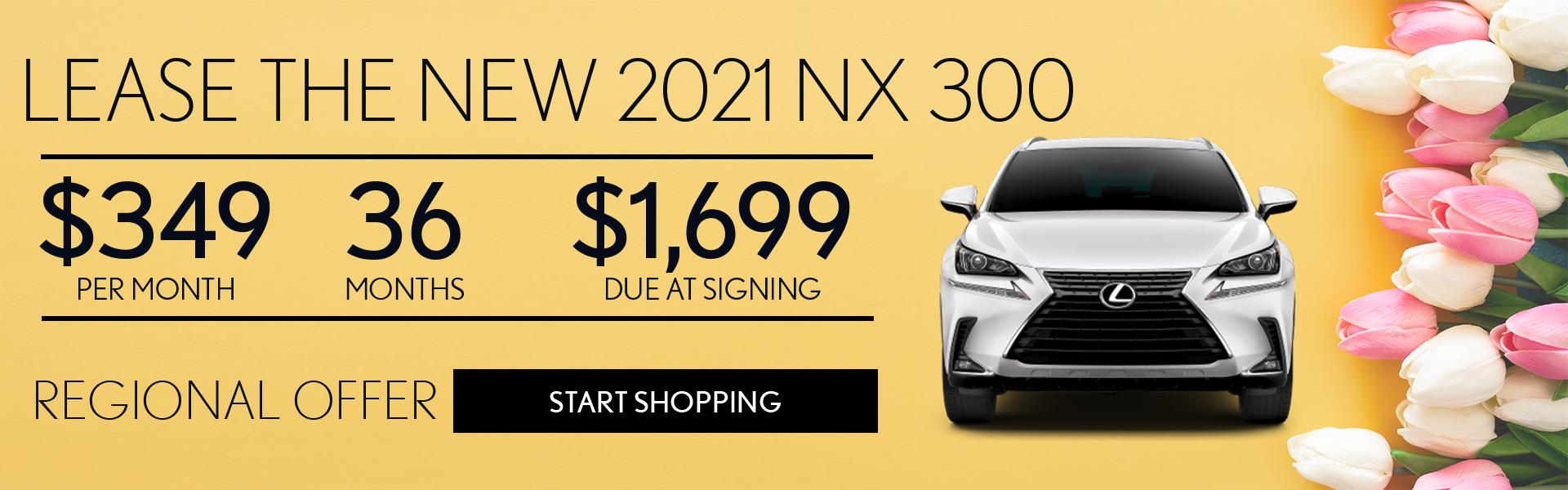2021 NX – 1920 x 600