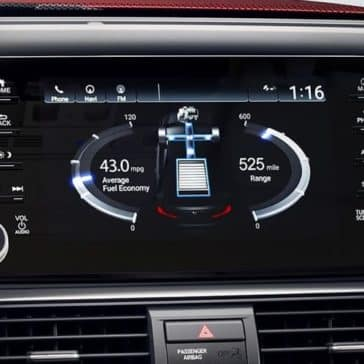 2019 Honda Accord Technology
