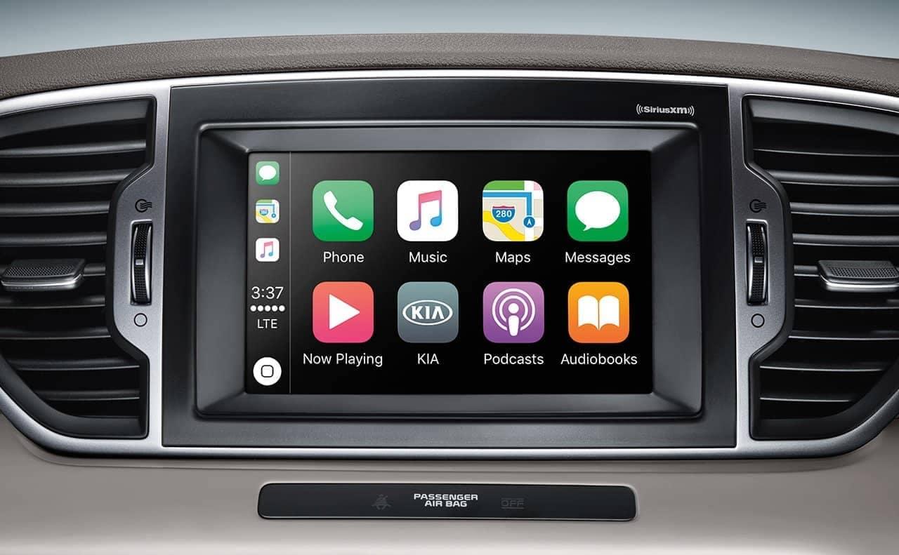 2019-Kia-Sportage-interior-apps