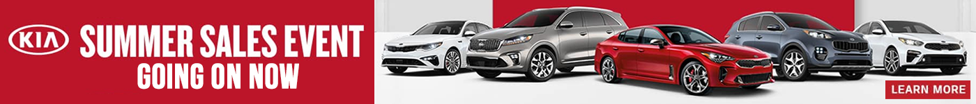 Summer Sales Event at Kia of Cary