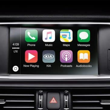 2022020 Kia Optima Apple Carplay