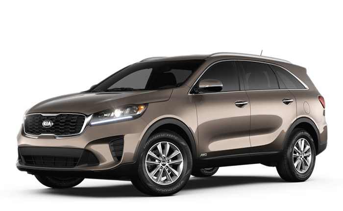 2020 Kia Sorento Brown