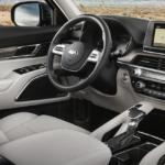 2021 kia telluride interior white leather