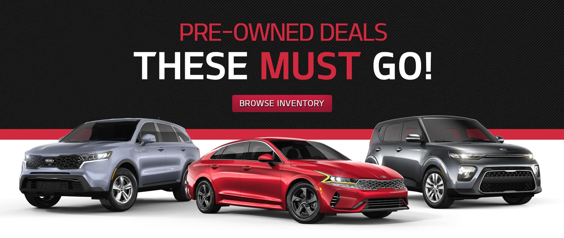 pre owned deals