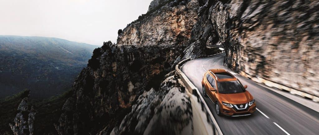 Rogue Mountain Shot