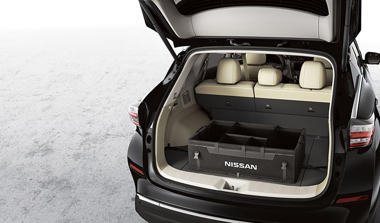 2020 Nissan Murano Cargo