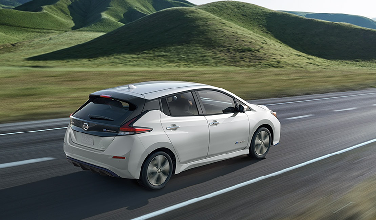 New Nissan LEAF Merriam KS