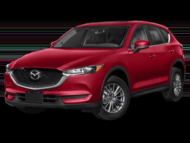 2019 Mazda CX-5 Transparent