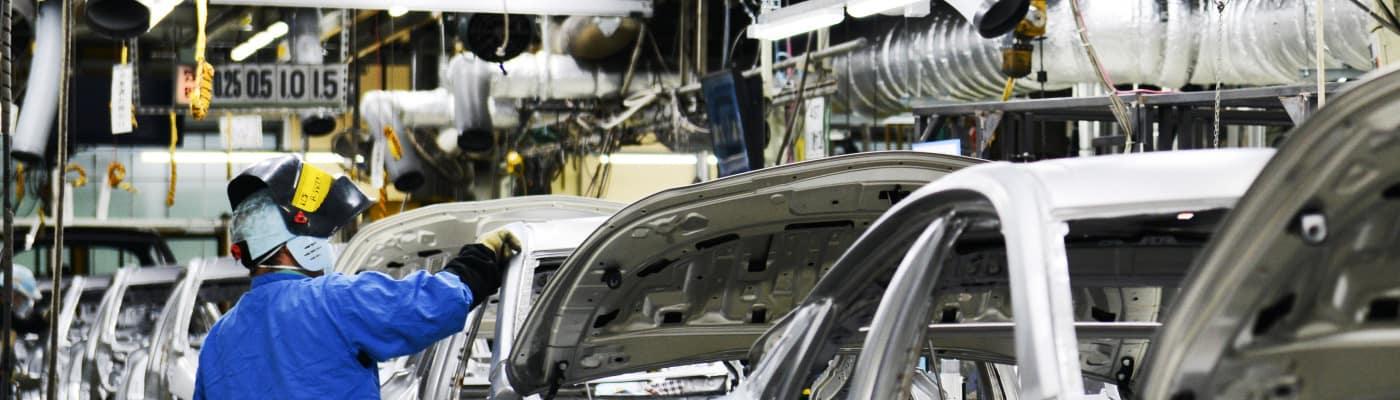 Mazda Factory