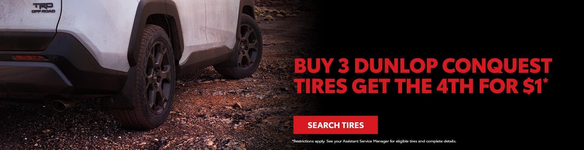 Shop Toyota Tires