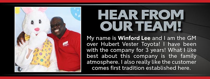 Winford Lee
