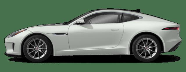 2020 Jaguar F-TYPE Coupe 2.0L 296 hp Coupe