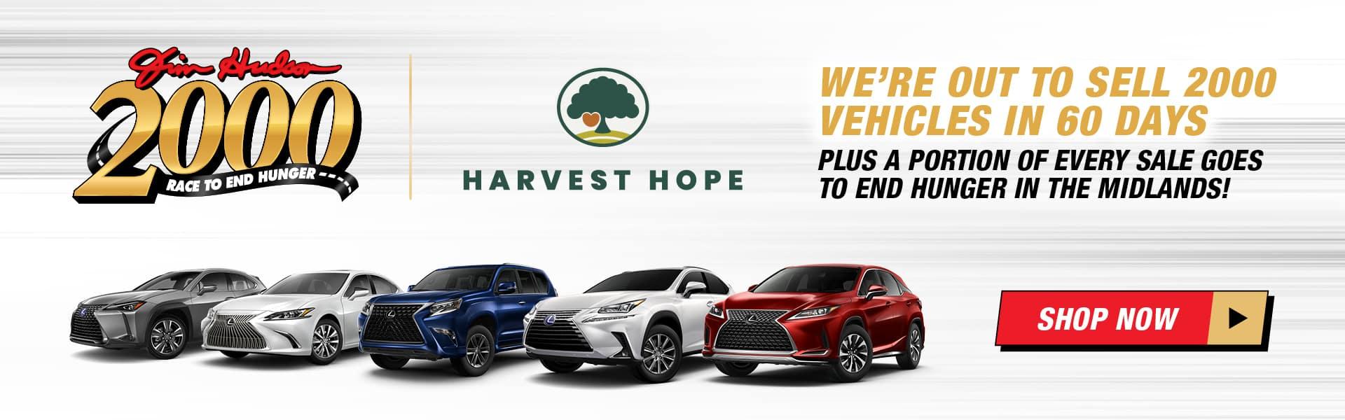 Harvest Hope Charity