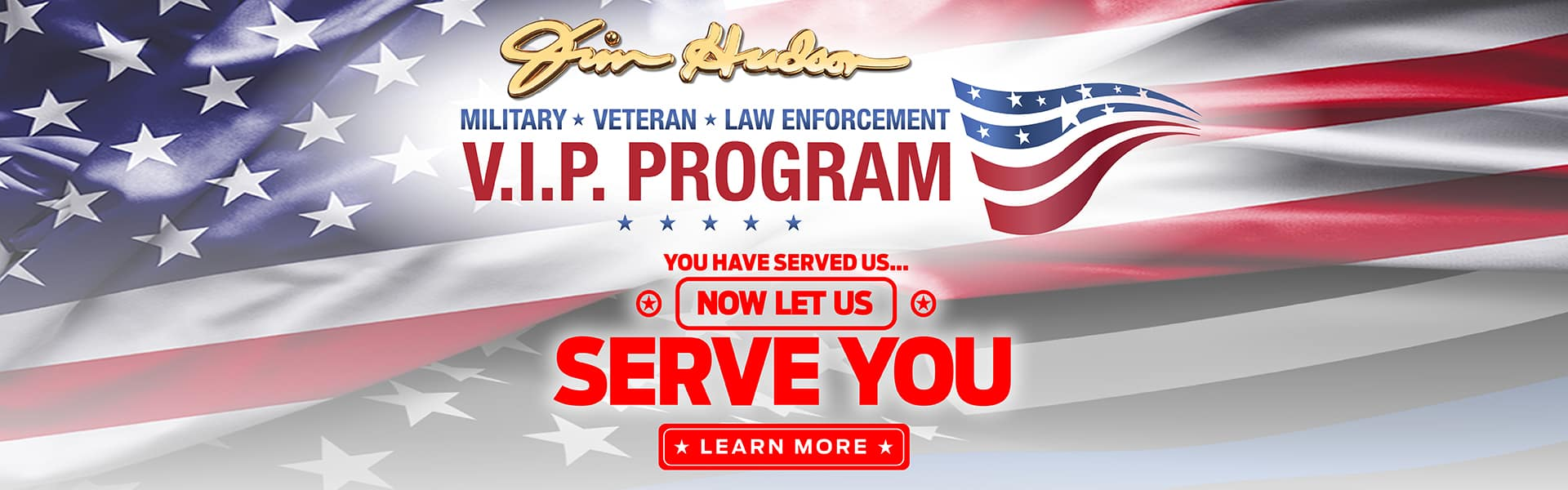 VIP Military Program