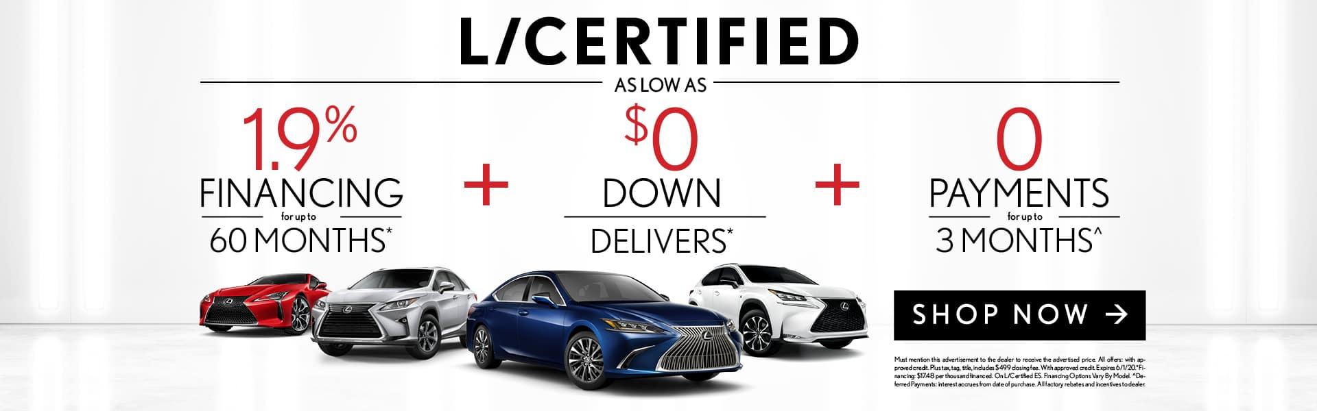 L/Certified