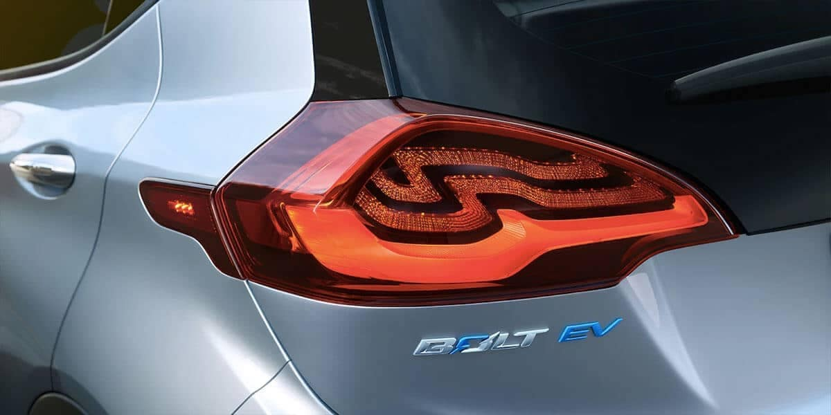 2019 Chevy Bolt Taillight