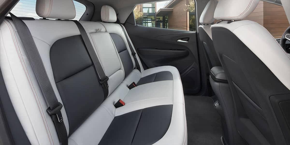 2019 Chevy Bolt Space