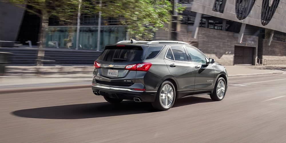 2019 Chevrolet Equinox Rear