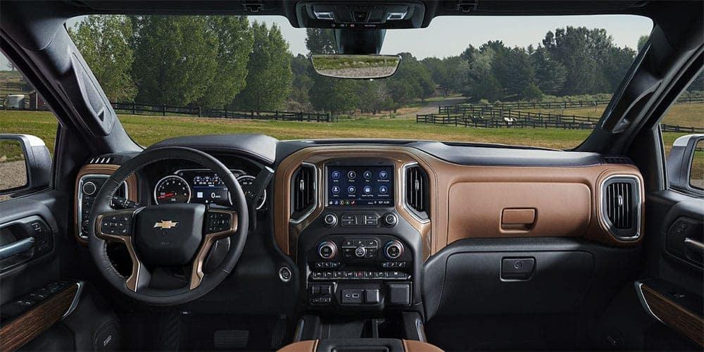 2019-Chevrolet-Silverado-Steering-Wheel