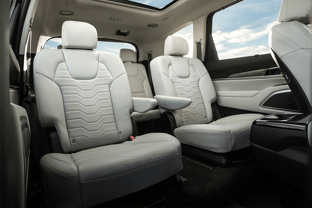 2020 Kia Telluride Seating