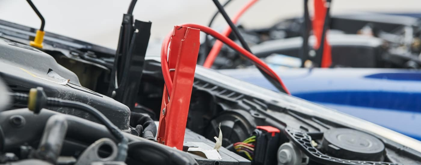 jump start cables
