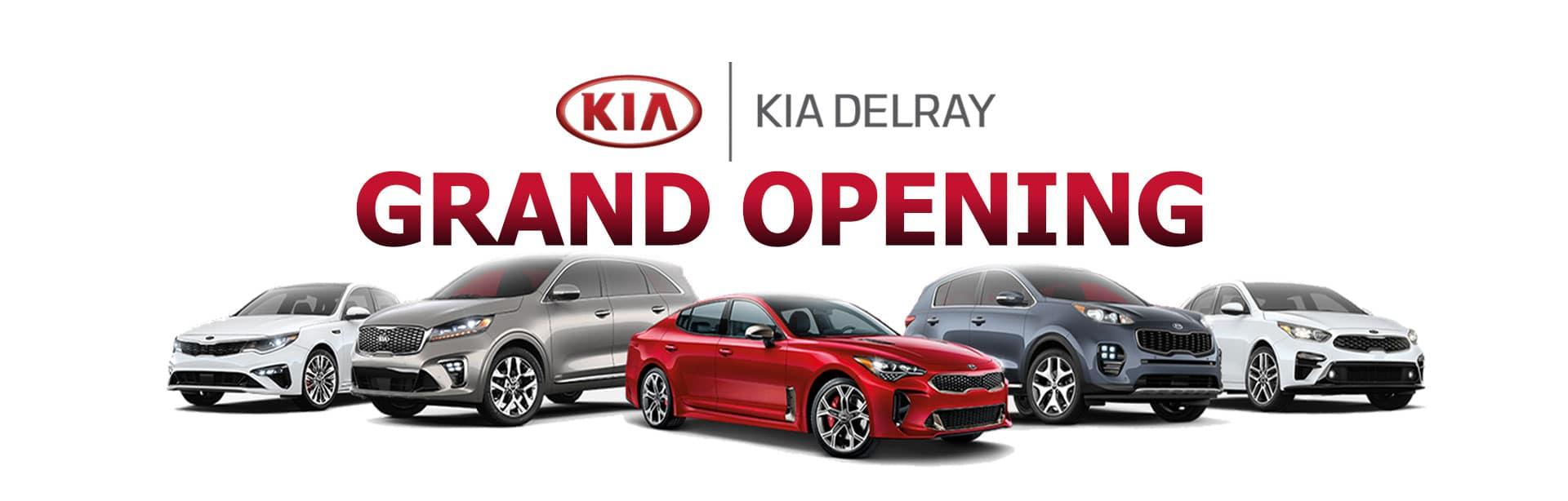 Kia Delray Grand Opening
