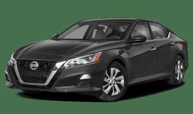 Black 2020 Nissan Altima