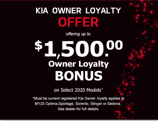 Kia Special Offers >> Current New Kia Special Offers In Delray Beach Lease Deals