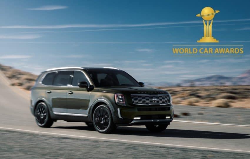 Telluride World Car of the Year Award
