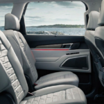 Kia Telluride interior seating