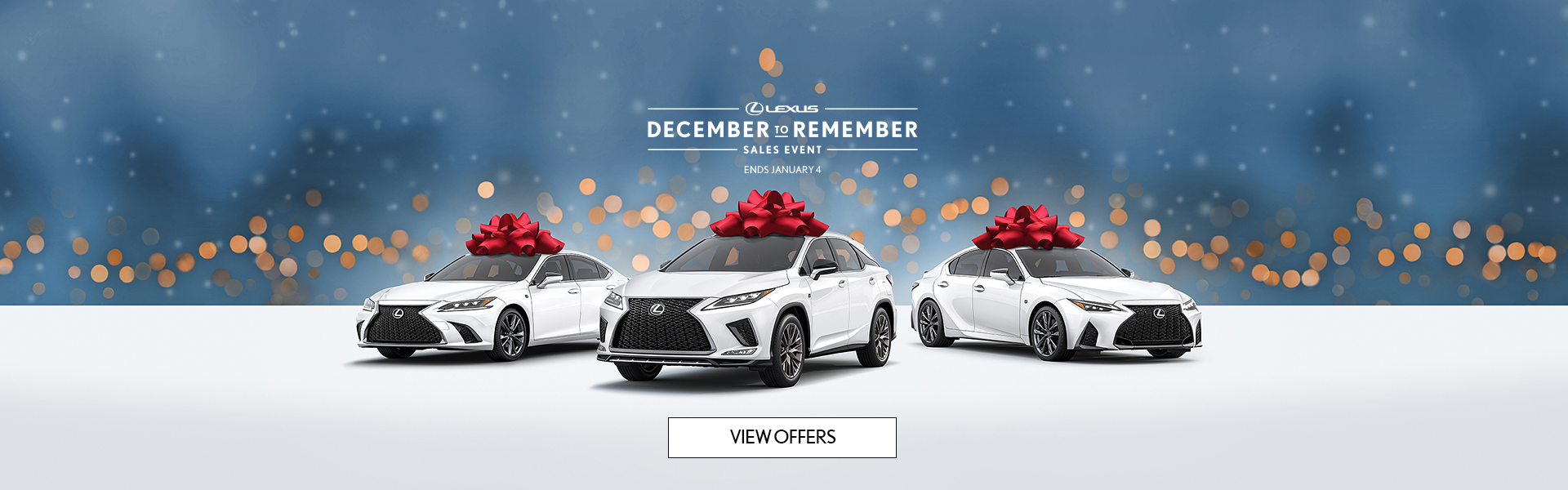 December to Remember – Homepage Slider – Jan 4