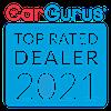 Car Gurus Top Rated Award