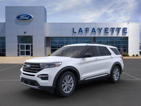 New 2020 Ford Explorer XLT $0 down, $450/month after factory rebates including $500 military