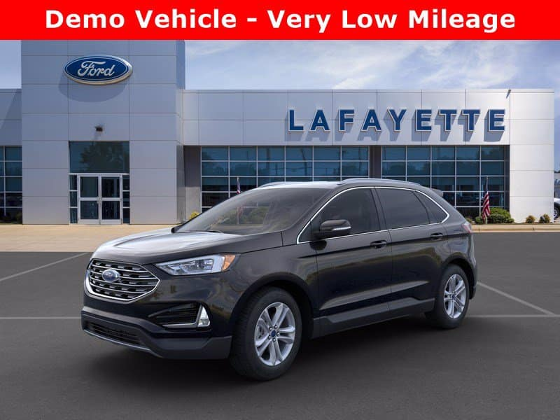 2020 Ford Edge SEL Demo - $27,595 after factory rebates, including $500 military and $500 Ford Credit