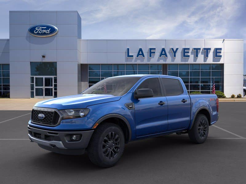 2020 Ford Ranger XLT SuperCrew - Get up to $3,000 total cash back (includes $500 military)!