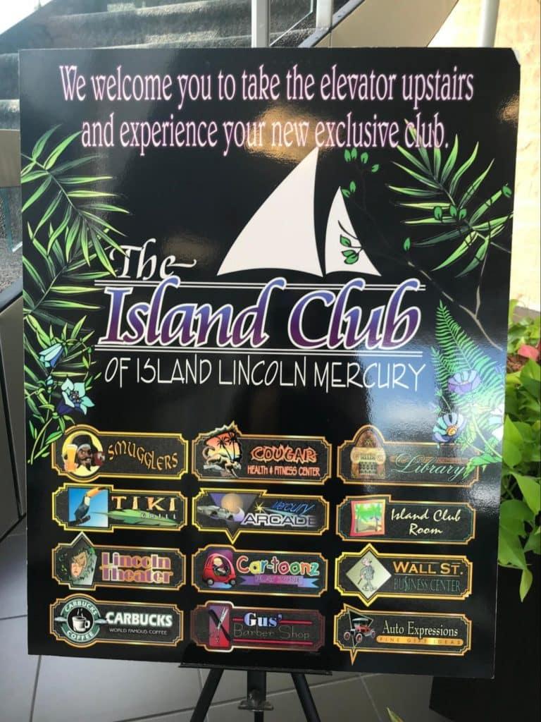 Island Club image